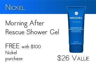 Nickel Skin Care