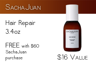 SachaJuan Hair Care