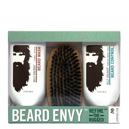billy jealousy beard envy beard refining kit. Black Bedroom Furniture Sets. Home Design Ideas