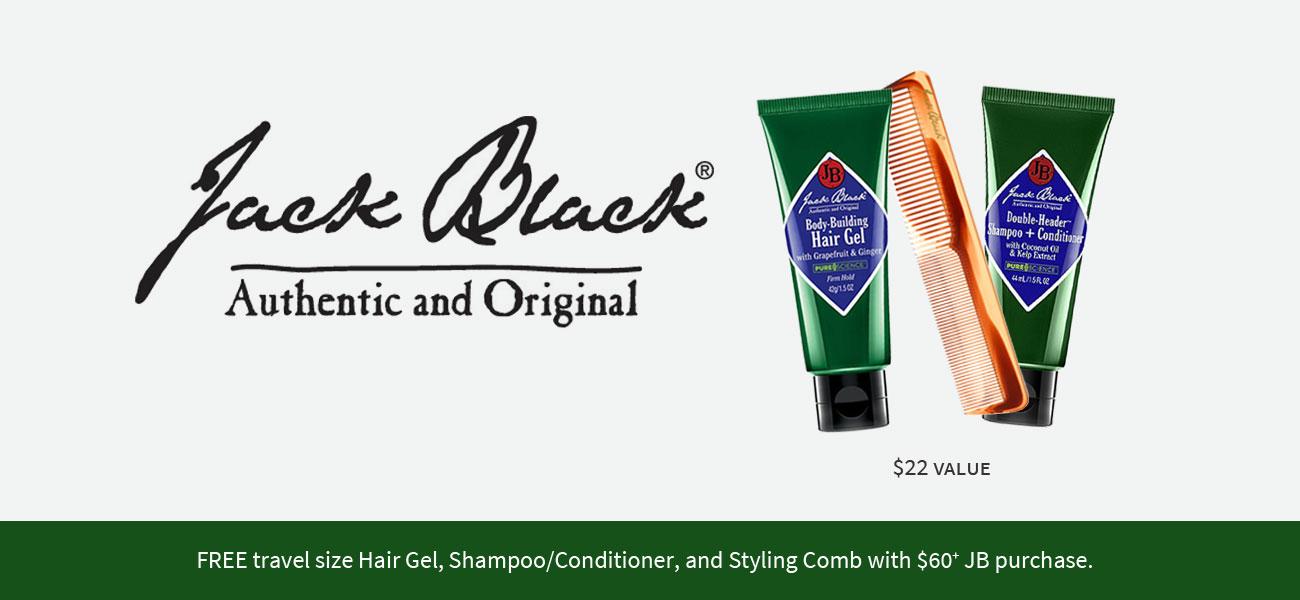 Jack Black Skincare