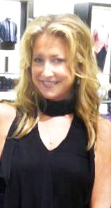 Michele Probst, Founder and President of Menaji Skincare